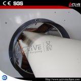Double machine conique rentable d'extrudeuse de pipe de PVC de vis
