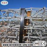 Сетка минирование высокой напряженности 10 Cm защищая