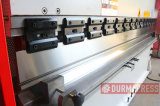 Maschinen-Presse-Bremse des hydraulisches Metall160t3200 manuelle faltende