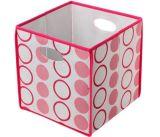 Comercio al por mayor caja de almacenamiento/tejido plegable Bins/tejido Anaqueles cubos