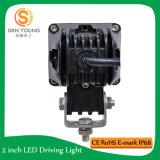 10W 10-30V 900lm 6000k CREE LED Lâmpada de luz de trabalho, Off-Road Tractor Light, Projectores à prova d'água para carro