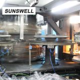Sunswell funkelnde Getränk-Schlag-Fülle-Schutzkappen-Füllmaschine