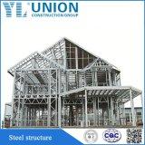 Estrutura de aço Homes Prefab Estrutura de aço de construção modular móvel