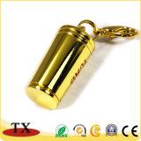 Golden Petroleum 3D Broca Aiguille Chaveiro