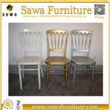 ホテルの結婚式の家具のナポレオンTiffany Chiavariの椅子