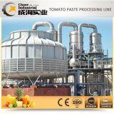 fabricação Euqipment da ketchup de tomate 2-20tph/fábrica de tratamento molho do tomate