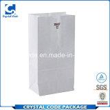 Le design professionnel et fiable de sac de papier blanc