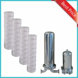 Filtro dalla stringa del sedimento del polipropilene da 10/20/30/40 di pollice per pre la custodia di filtro dell'acqua