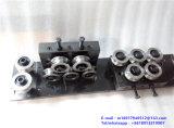 Медный провод металлическая насадка для выпрямления волос машины с функцией окружности Jzq-10/50bu