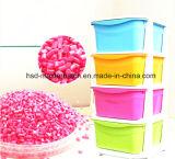 Pigment van het Plastic Materiaal Masterbatch van de Inhoud van 25% het Zwarte Roze