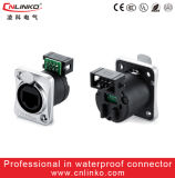 UL Apporved IP65 Resistente al agua Cat 5 Conector RJ45/8p8c conector