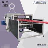 ASA de PMMA Met een laag bedekte Machine van de Uitdrijving van de Tegel van het Bamboe van pvc