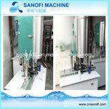 Tipo linear máquina de rellenar del agua de pequeña capacidad