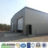 Workshop de elementos estruturais de aço pré-fabricados com alta qualidade