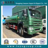 Camion del serbatoio di acqua di Sinotruk HOWO 6X4 12000L