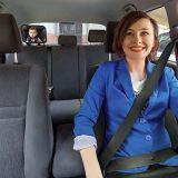 Specchio di automobile infantile all'ingrosso del bambino dello specchio del sedile posteriore posteriore del rivestimento del bambino & della mamma del fornitore