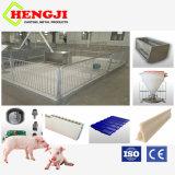 Personnalisé galvanisé à chaud des cages de porcs l'élevage porcin de l'équipement