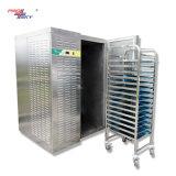 Congeladores de ráfaga industriales quick-frozen IQF de la máquina de proceso de los pescados