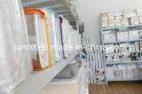 Cubierta ajustada primeros del colchón del hotel del protector del colchón para la hoja de base de la base