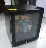De MiniKoelkast van de Halfgeleider van de Deur van het Glas van het Gebruik van het hotel