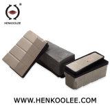Herramientas de granito mármol de la magnesita bloque para el pulido de piedra