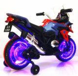 In werking gestelde Motorfiets van de Motorfiets van jonge geitjes de Elektrische Batterij