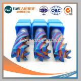 CNC van het carbide de Scherpe Hulpmiddelen van de Molen van het Eind