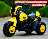 Regalo de la Navidad para motocicleta de la motocicleta eléctrica del juguete de los cabritos la mini