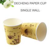 L'abitudine all'ingrosso ha stampato una tazza di carta dalle 8 once per caffè