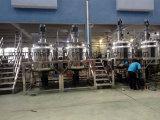 China planta de producción de detergente líquido Semi-automático