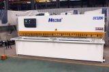 Máquina para corte de metales del péndulo hidráulico caliente de la venta 4*3200m m en existencias