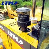 Ltmaのローダーの中国の熱い販売Zl50 5tの車輪のローダーの価格