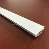 Quadrato, profilo rotondo e differente dell'espulsione della lega di alluminio per il portello e tubo 126 della finestra