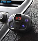 Kit para coche Bluetooth Reproductor de MP3 Wireless Transmisor FM con cargador de coche