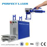 machine de marquage au laser à fibre haute précision pour regarder l'IC