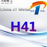 H41 de Leverancier van China van de Plaat van de Pijp van de Staaf van het Staal van het Hulpmiddel