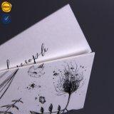 Sinicline Zoll gedruckter WeißbuchHangtag mit Barcod für Frauen-Abnützung