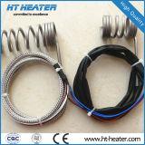 La bobina de alta calidad de canal caliente del calentador de la primavera