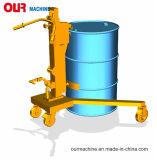 Kapazität Dt350c des hydraulischer Fuss-pumpenartige handhabende Trommel-LKW-350kg