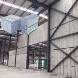 内部および外壁のための軽量EPSのセメントサンドイッチパネル