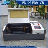3020 Laser GRAVEUR HAUTE VITESSE/protecteur de l'écran mobile de la machine de coupe pour les petites entreprises