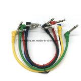 Câble de guitare de haute qualité professionnelle, stéréo/mono 6,35 mm