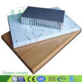 建築材料の高品質のアルミニウム蜜蜂の巣サンドイッチパネル