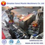 Le bois plastique composite en plastique laminés WPC Co-Extrusion Flooring Making Machine