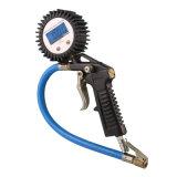 デジタルタイヤの空気圧縮機のインフレーターのタイヤの空気圧ゲージ