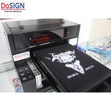 Grande stampatrice della maglietta del cotone della stampante dell'indumento di DTG di formato di vendita A3 per stampaggio di tessuti
