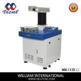 De Laser die van de vezel de Machine Aangepaste MiniTeller van het Metaal van de Laser merkt