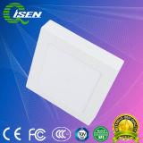 24W painel LED 30X30 com caixa branca