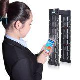 O alarme inteligente dobrável e caminhe através da porta do Detector de Metais Controle Remoto do telefone