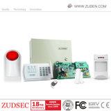 SMS GSMの二重アンテナが付いている住宅用警報装置